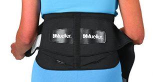 MUELLER Lumbar Back Brace