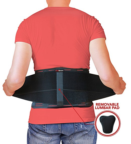 AidBrace Back Support Belt