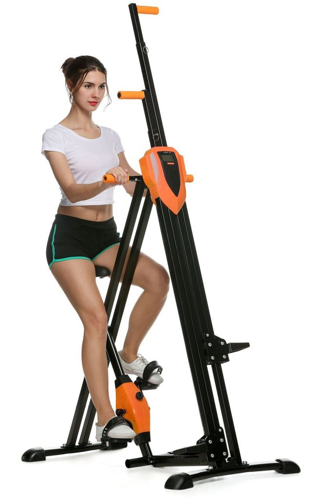 10. Anfan Folding Exercise Vertical Climber