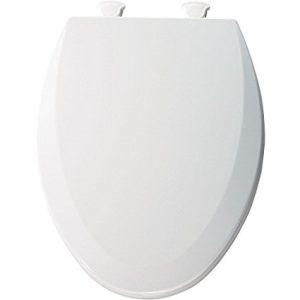 Bemis 1500EC000 Elongated Toilet Seat