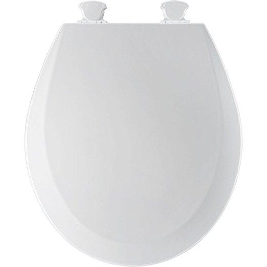 Bemis 500EC000 Round Toilet Seat