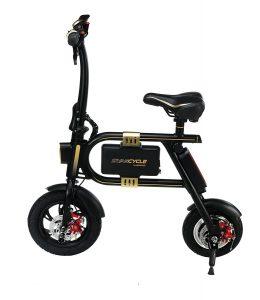 2. Swagtron SwagCycle E-Bike Folding Electric Bike