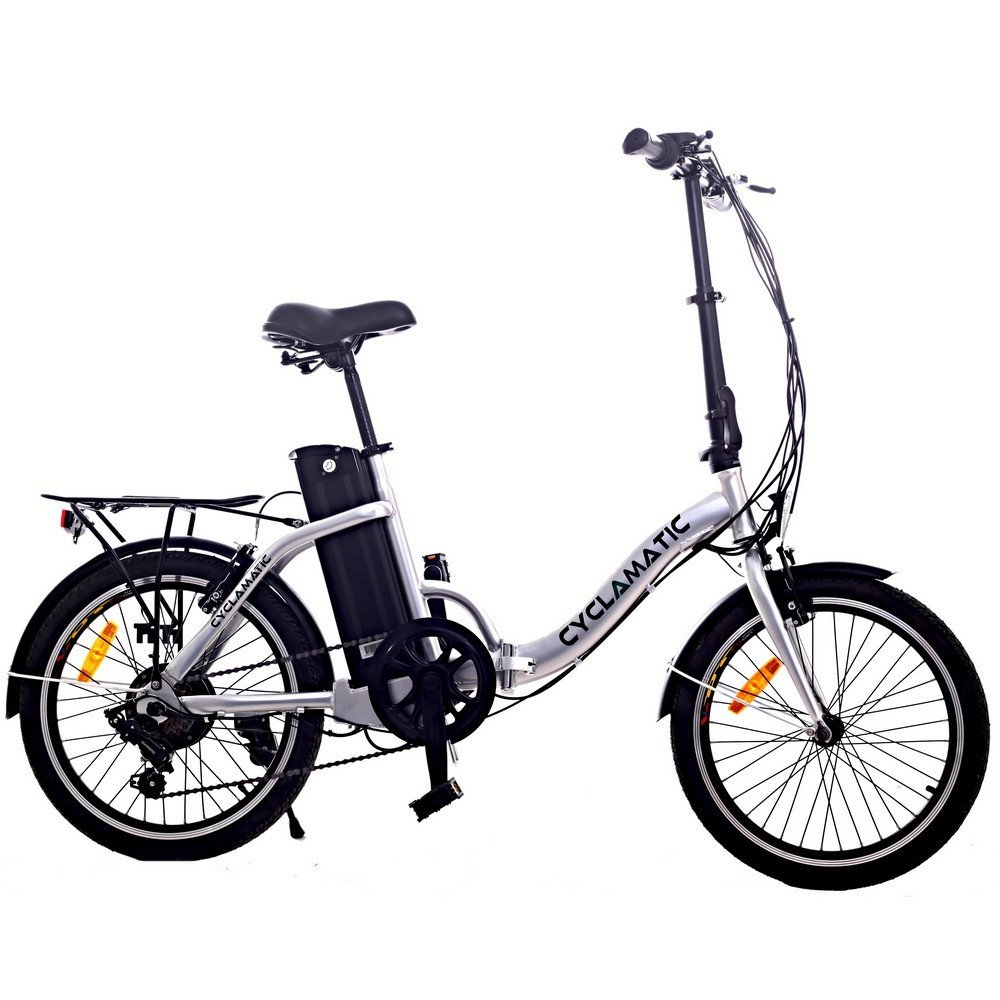 3. Cyclamatic CX2 Bicycle Electric Foldway Bike