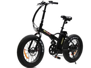 4. Addmotor Motan Folding Fat Tire Electric Bicycle