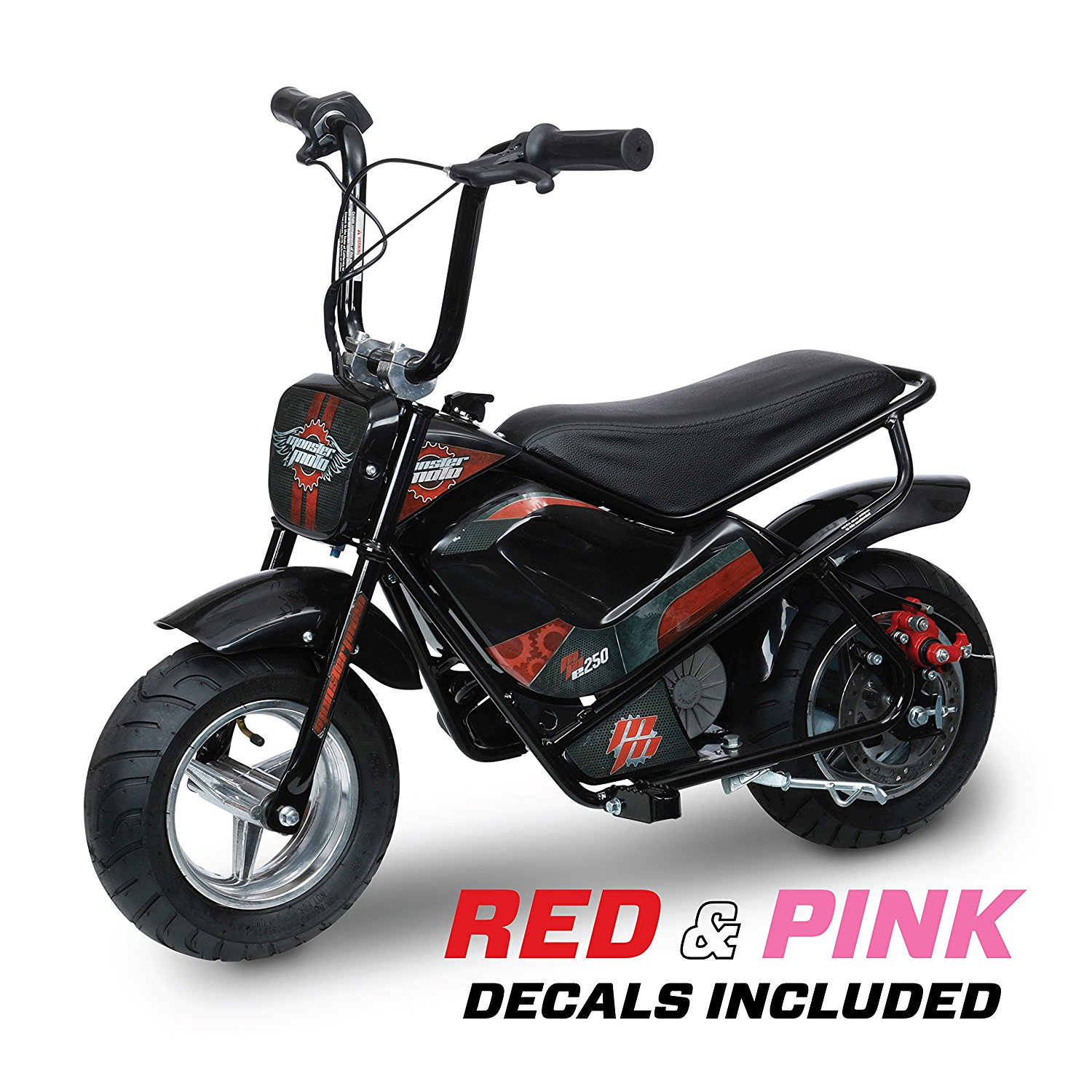 5. Monster Moto 250W Mini Electric Bike