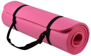 BalanceFrom GoYoga All-Purpose Extra Thick High-Density Yoga Mat