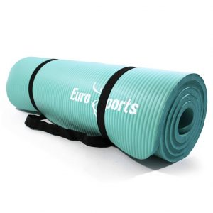 Eurosports Extra Thick 11 Friendly Non-Slip Yoga Mat