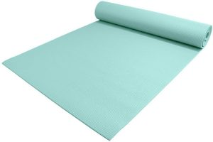YogaAcessories ¼-inches Thick High-Density Deluxe Yoga Mat