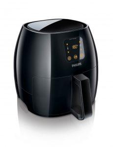 Philips XL Air Fryer, 75% Less Fat, Black