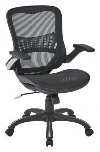 Office Star Mesh Back and Seat Office Chair