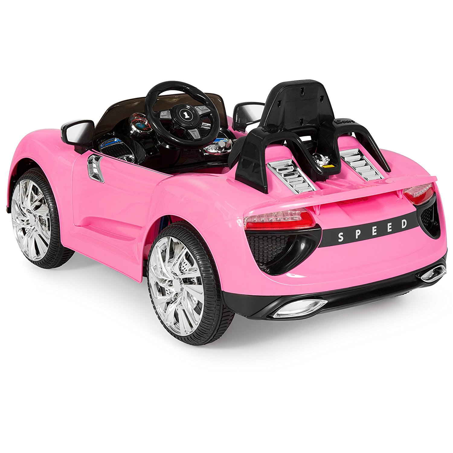 Best Choice Products Kids 12V Electric Power Wheels RC Car Ride