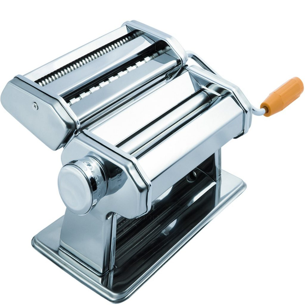 OxGord Stainless Steel Fresh Pasta Maker