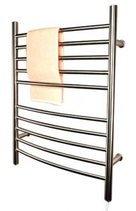 Amba RWP-CB Radiant Plug-in Curbed Towel Warmer