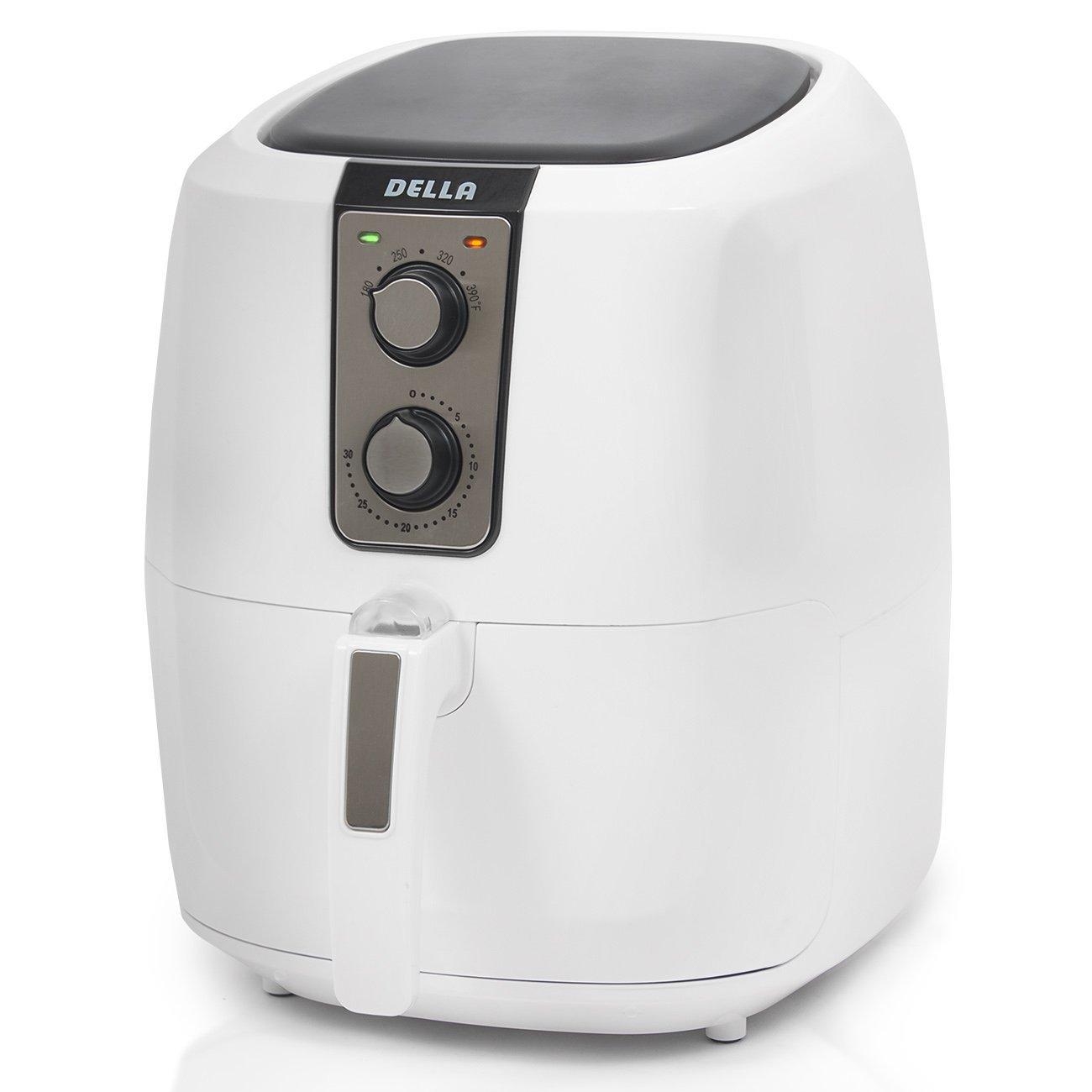 Della Electric Multipurpose Classic Rapid Air Fryer