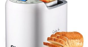 SKG Automatic 2LB Bread Machine Programmable Bread Maker