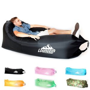 LoungeIN Inflatable Lounger