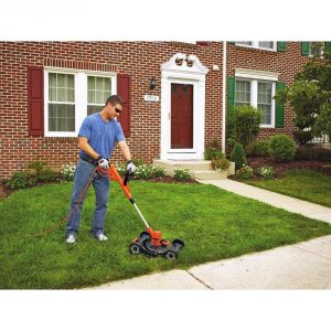 Dark and Decker MTE912 Lawn Mower