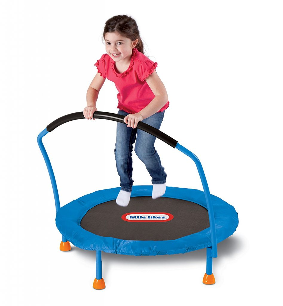 Little Tikes 3 Inches Mini Trampoline