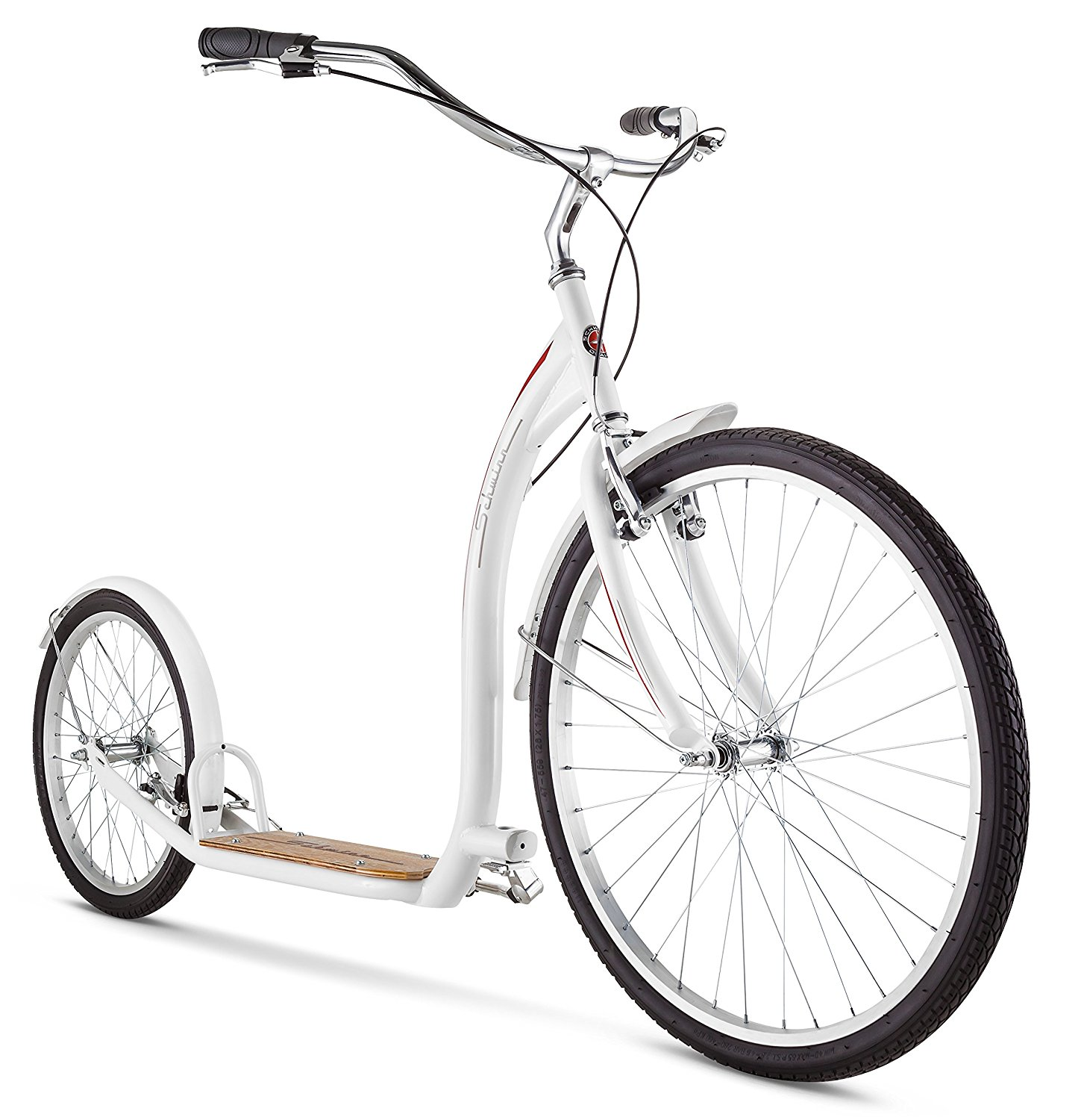 Schwinn Adult Shuffle Scooter with 26-inch Wheel