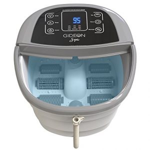 Gideon Luxury Foot Spa Bath Massager