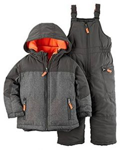 Carter's Boys' Heavyweight 2-Piece Ski Suit