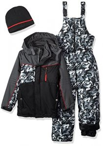 iXtreme Boy' Camo Print Snowsuits Ski Suit