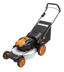 WORX WG772 3-in-1 56V Lithium-Ion Cordless Mower