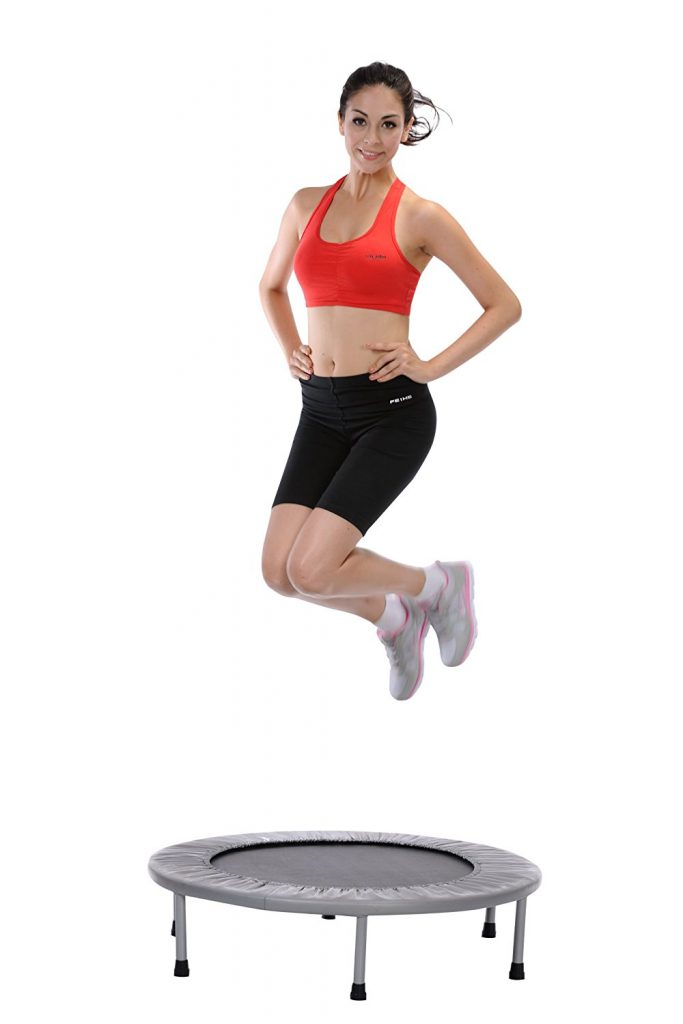 Sunny Health and Fitness Mini Trampoline