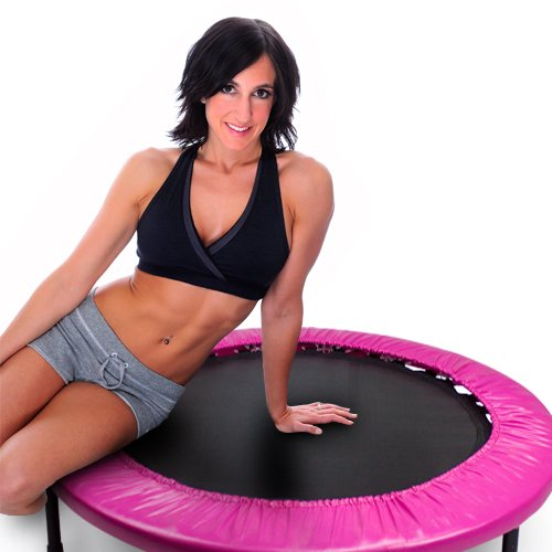 Crown Sporting Goods Mini Trampoline