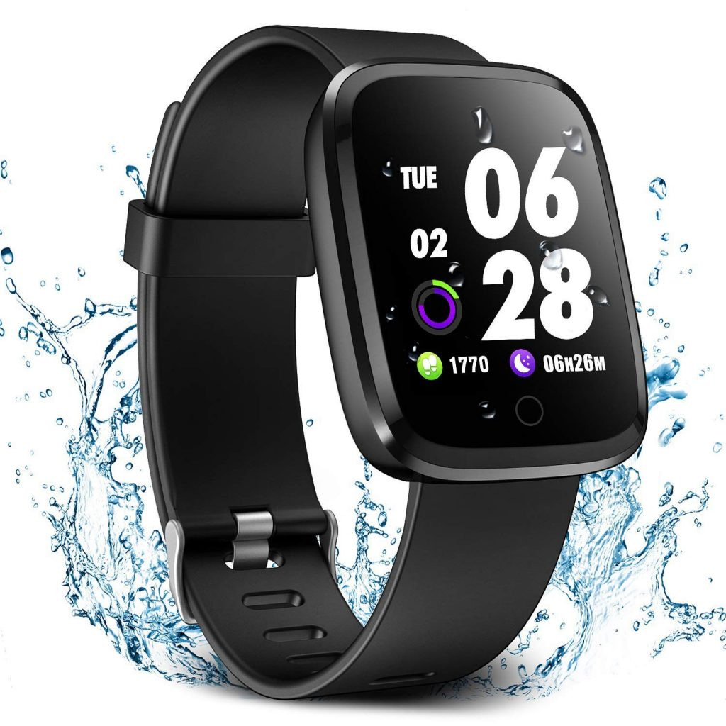 Verpro Smart Watch, Waterproof Fitness Activity Tracker