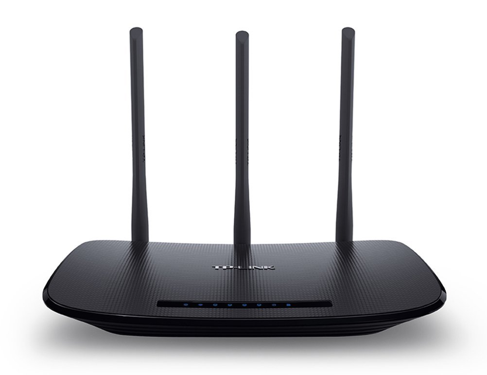 TP-Link N450 Wireless Wi-Fi Router