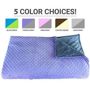 The Deluxe Calmforter Blanket