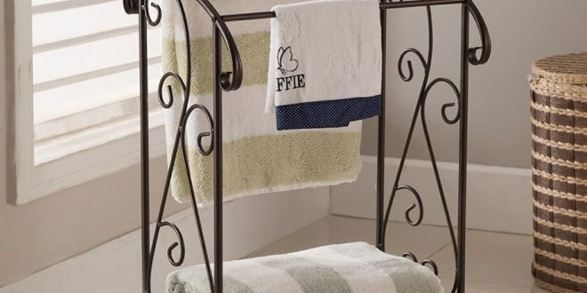 Top 10 Best Towel Racks in 2019 Reviews - Top Best Product Review