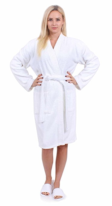 Turkuoise Women's Terry Bathrobe
