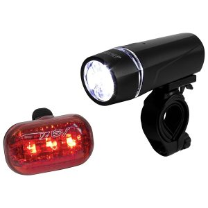 BV Bicycle 5 LED Headlight Super Bright Light Sets
