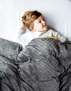 The Harkla Weighted Blanket