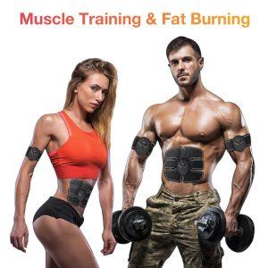 Muscle Toner, CHARMINER Abdominal Toning Belt