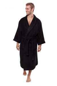 Men's Terry Cloth Bathrobe