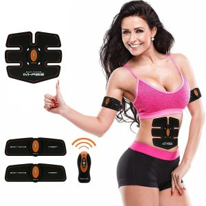 Muscle Toner, Abdominal Toning Belt