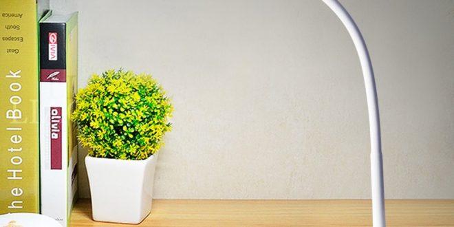 KEDSUM 7W Dimmable LED Desk Lamp