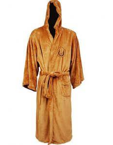 Star-Wars Jedi-Master Fleece Bathrobe
