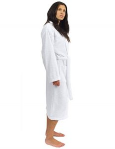 Towel Selections Women's Bathrobe