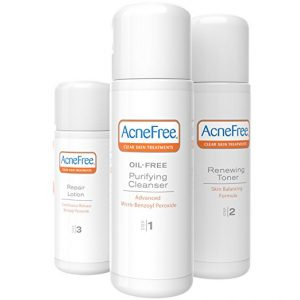 AcneFree Acne Treatment Kit