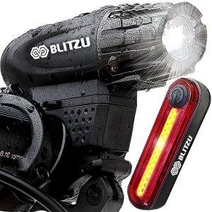 Blitzu Gator 320 PRO Bicycle Light Set
