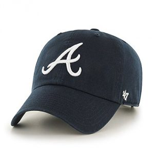 MLB clean up adjustable hat, adult