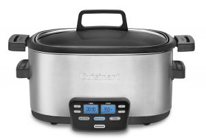 Cuisinart MSC-600 6-Quartz 3-In-1 Multi-Cooker
