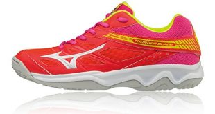 Mizuno-Thunder Blade-Women's Indoor Court-Shoes