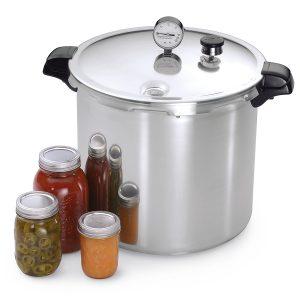 Presto 01781 23-Quart Pressure Cooker and Canner