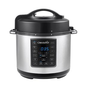 8-In-1 Crock-Pot Programmable Multi-Cooker
