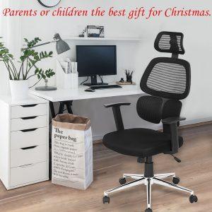 Ergonomic Mesh Office Chair High Back Swivel Computer Desk Task Chairs